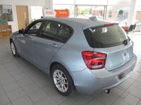 USED 2012 62 BMW 1 SERIES 1.6 116I SE 5d AUTO 135 BHP