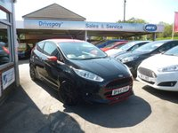 USED 2014 64 FORD FIESTA 1.0 ZETEC S BLACK EDITION 3d 139 BHP