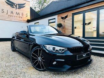 2016 BMW 4 SERIES 3.0 435D XDRIVE M SPORT 2d AUTO 309 BHP £23990.00
