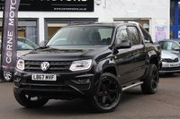 2018 VOLKSWAGEN AMAROK 3.0 TDI V6 224PS HIGHLINE 4MOTION DOUBLE CAB PICKUP 8 SPEED AUTOMATIC £29990.00