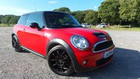 USED 2009 09 MINI HATCH COOPER 1.6 COOPER S 3d 172 BHP SERVICE HISTORY, 2 X KEYS, ALLOY-WHEELS, AIR-CONDITIONING, CD-PLAYER, REMOTE LOCKING, ELECTRIC WINDOWS, FRONT FOG LIGHTS, ELECTRIC MIRRORS, SAME DAY FINANCE, NATION WIDE DELIVERY
