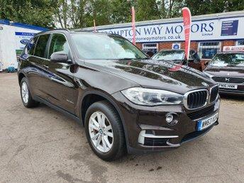 2014 BMW X5 3.0 XDRIVE30D SE 5d AUTO 255 BHP £19995.00