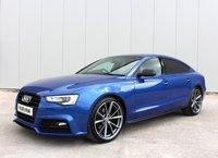 2016 AUDI A5 2.0 TDI BLACK EDITION PLUS 5d AUTO 187 BHP £16750.00