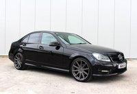 2013 MERCEDES-BENZ C CLASS 2.1 C250 CDI BLUEEFFICIENCY AMG SPORT PLUS 4d AUTO 202 BHP £8895.00
