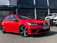 USED 2015 15 VOLKSWAGEN GOLF 2.0 R 5d 298 BHP