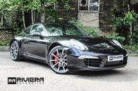 USED 2012 12 PORSCHE 911 3.8 CARRERA S PDK 2d AUTO 400 BHP