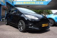USED 2017 17 FORD FIESTA 1.0 ST-LINE 3dr 124 BHP NEED FINANCE??? APPLY WITH US!!!