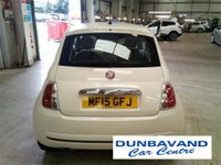 USED 2015 15 FIAT 500 1.2 POP 3d 69 BHP Only 27,000 Miles , £30 Road Tax, Full Service History, 12 Mths Mot, Low Insurance Group !!!