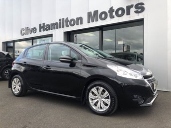 2014 PEUGEOT 208 1.4HDI ACCESS+ 5DR £4295.00