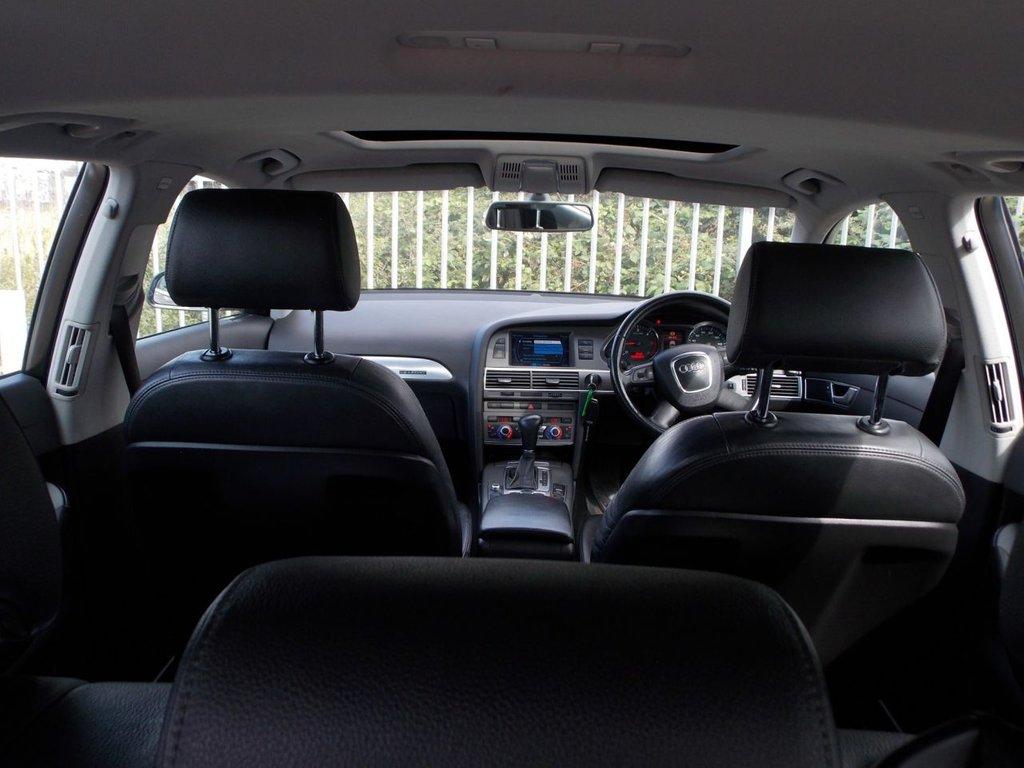 USED 2006 06 AUDI A6 3.0 TDI QUATTRO SE 5d AUTO 221 BHP