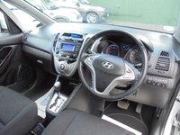 USED 2011 11 HYUNDAI IX20 1.6 STYLE 5d AUTO 123 BHP