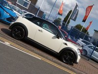 USED 2013 13 MINI COUPE 1.6 COOPER 2d  PEPPER PACK ~ BLUETOOTH ~ DAB ~ MOOD LIGHTING ~ REAR PARK SENSORS