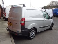 USED 2016 66 FORD TRANSIT COURIER 1.5 TREND TDCI 1d 74 BHP