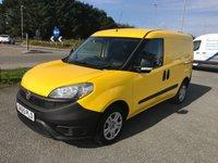 2015 FIAT DOBLO 1.2 16V MULTIJET 90 SWB £5995.00