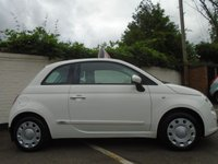 USED 2008 58 FIAT 500 1.2 POP 3d 69 BHP GUARANTEED TO BEAT ANY 'WE BUY ANY CAR' VALUATION ON YOUR PART EXCHANGE