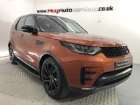 2017 LAND ROVER DISCOVERY 3.0 TD6 FIRST EDITION 5d AUTO 255 BHP *PAN ROOF* *7 SEATS* £44995.00