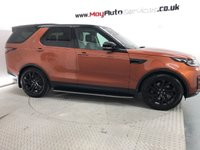 USED 2017 LAND ROVER DISCOVERY 3.0 TD6 FIRST EDITION 5d AUTO 255 BHP *PAN ROOF* *7 SEATS*