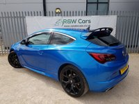 USED 2014 14 VAUXHALL ASTRA 2.0 VXR 3d 276 BHP