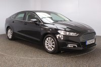 USED 2016 16 FORD MONDEO 1.5 ZETEC ECONETIC TDCI 5DR SAT NAV 1 OWNER 114 BHP SERVICE HISTORY + SATELLITE NAVIGATION + BLUETOOTH + CRUISE CONTROL + CLIMATE CONTROL + MULTI FUNCTION WHEEL + DAB RADIO + XENON HEADLIGHTS + RADIO/CD/USB + ELECTRIC WINDOWS + ELECTRIC MIRRORS + 16 INCH ALLOY WHEELS