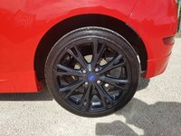 USED 2015 15 FORD FIESTA 1.0 ZETEC S RED EDITION 3d 139 BHP