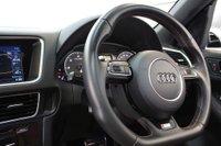 USED 2015 15 AUDI Q5 3.0 BiTDi Tiptronic quattro (s/s) 5dr PAN ROOF! ADV KEY! EURO 6!
