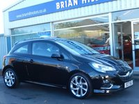 USED 2017 17 VAUXHALL CORSA 1.4 SRi VX-LINE ECOFLEX 3dr (90bhp) .....FULL SERVICE HISTORY. LIKE NEW CONDITION THROUGHOUT