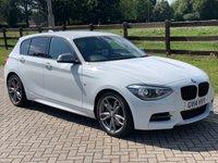 USED 2014 14 BMW M135I 3.0 M135I 5d 316 BHP