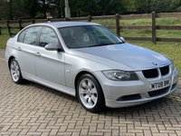 2008 BMW 3 SERIES 2.0 320D EDITION SE 4d 174 BHP £3881.00