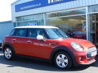 USED 2015 15 MINI HATCH COOPER 1.5 D COOPER  5dr (114bhp) ...AIR COND. ALLOYS. 6-SPEED (Zero road tax & 78mpg) LIKE NEW.