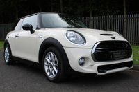 USED 2015 15 MINI HATCH COOPER 2.0 COOPER S 3d AUTO 189 BHP A LOVELY LOW OWNER MINI WITH FULL MINI HISTORY!!!