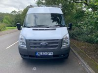 USED 2014 63 FORD TRANSIT AWD 4X4 MWB MED ROOF L2 H2 1 OWNER 125 BHP T330
