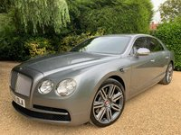 USED 2016 66 BENTLEY FLYING SPUR 4.0 V8 MULLINER 4d AUTO 500 BHP