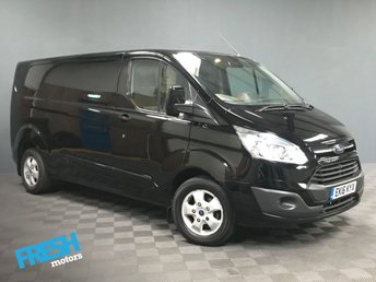 2016 FORD TRANSIT CUSTOM 2.2 290 LIMITED L2H1  £10285.00
