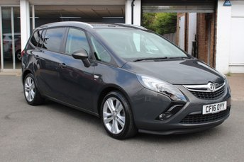 Used VAUXHALL ZAFIRA TOURER for sale in Romford