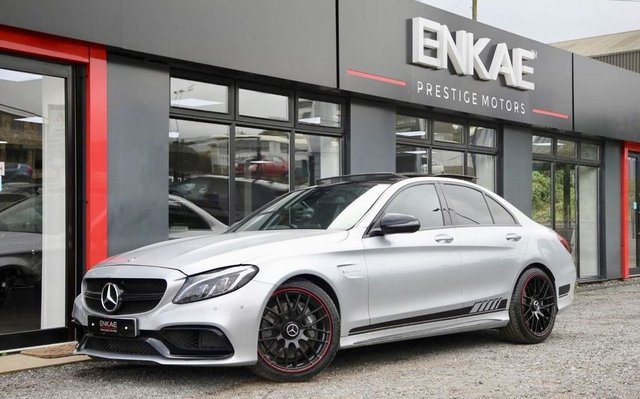View our MERCEDES-BENZ C 63 AMG