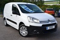 2014 CITROEN BERLINGO 1.6 625 ENTERPRISE L1 HDI 5d 74 BHP ~ AIR CON ~ B/TOOTH £3999.00