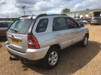 USED 2009 59 KIA SPORTAGE 2.0 XE CRDI 5d 138 BHP FULL SERVICE HISTORY - FINANCE AVAILABLE