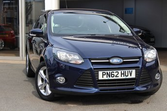 Used FORD FOCUS for sale in Romford