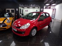 USED 2006 K RENAULT CLIO 1.4 EXPRESSION 16V 3d 98 BHP