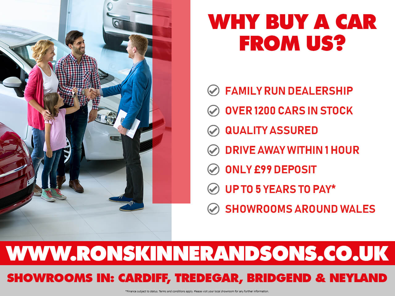 SEAT IBIZA at Ron Skinner and Sons