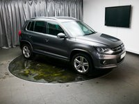 USED 2014 64 VOLKSWAGEN TIGUAN 2.0 R LINE TDI BLUEMOTION TECHNOLOGY 4MOTION 5d 139 BHP £0 DEPOSIT FINANCE AVAILABLE, AIR CONDITIONING, AUTOMATIC HEADLIGHTS, BLUETOOTH CONNECTIVITY, CLIMATE CONTROL, CRUISE CONTROL, DAB RADIO, DAYTIME RUNNING LIGHTS, ELECTRONIC PARKING BRAKE, PARK ASSIST & SENSORS, SATELLITE NAVIGATION, START/STOP SYSTEM, STEERING WHEEL CONTROLS, TRIP COMPUTER