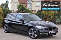USED 2015 15 BMW 1 SERIES 2.0 118D SPORT 5d 141 BHP