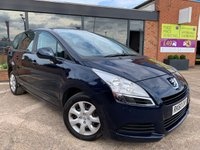 USED 2010 60 PEUGEOT 5008 1.6 ACTIVE 5d 120 BHP 7 Seats. FSH! Family Car!! Air Con!
