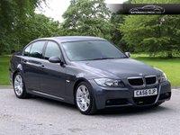 2007 BMW 3 SERIES 2.0 320I M SPORT 4d 148 BHP £2895.00