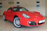 2010 PORSCHE CAYMAN Cayman £21950.00