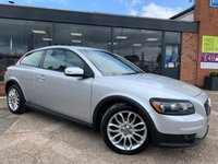 USED 2008 08 VOLVO C30 2.0 D SE 3d 135 BHP Sept Mot 2020! Full Service History! Heated Seats, Cruise Control, Handsfree!