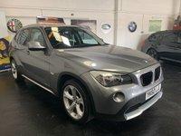 USED 2010 60 BMW X1 2.0 SDRIVE18D SE 5d 141 BHP