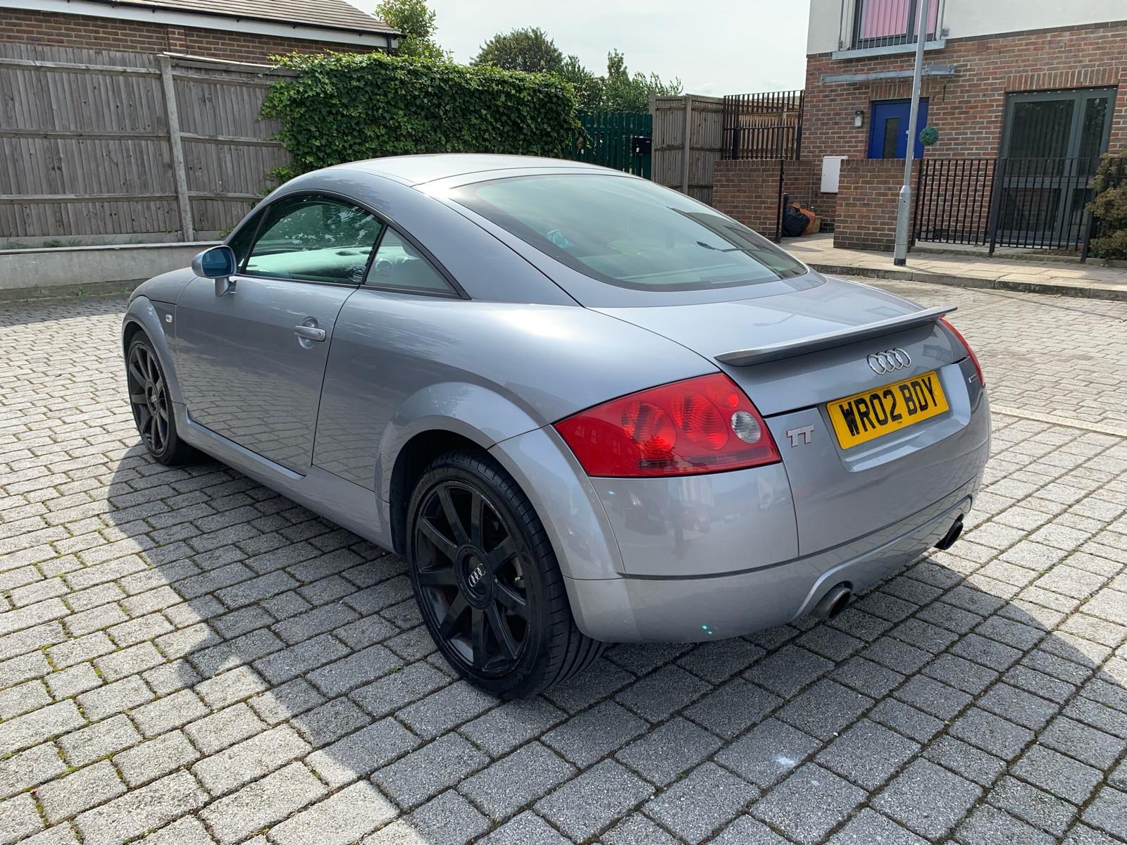 2002 Audi TT Quattro £2,995