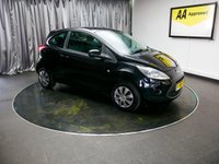 USED 2010 10 FORD KA 1.2 EDGE 3d 69 BHP £0 DEPOSIT FINANCE AVAILABLE, AIR CONDITIONING, AUX INPUT, CD/MP3/RADIO, CLIMATE CONTROL, CLOTH UPHOLSTERY,  ELECTRIC WINDOWS