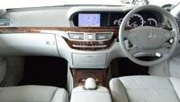 USED 2009 59 MERCEDES-BENZ S CLASS 3.0 S350 CDI BLUEEFFICIENCY 4d AUTO 235 BHP